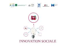L'INNOVATION SOCIALE