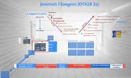 Jeremiah 1 Exegesis