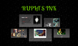 Rupia´s Ink
