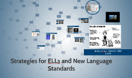 Strategies for ELLs and New Language Standards