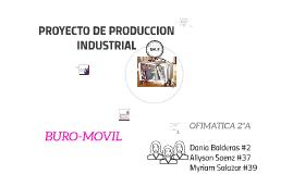 PROYECTO DE PRODUCCION INDUSTRIAL