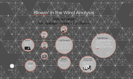Blowin' in the Wind Song Analysis