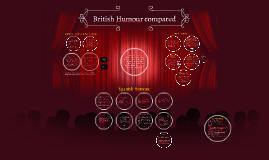 British Humour compared
