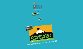 Copy of Columbia Gorge Teen Camps