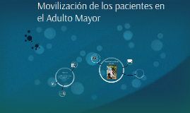 Copy of Movilización de los pacientes en el Adulto Mayor