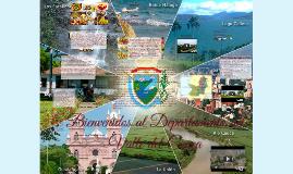 Bienvenidos al Departamento del Valle del Cauca