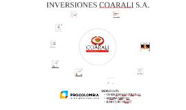 INV.COA1 PROCOLOMBIA