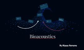 Bioacoustics