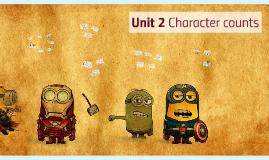I09 - Unit 2 Character counts