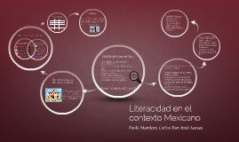 Literacidad en el contexto Mexicano