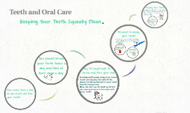 Copy of Teeth and Oral Care