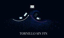 TORNILLO Y TORNILLO SIN FIN