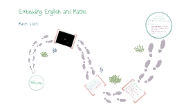 Copy of Embedding English and maths