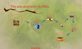 Copy of The one and only: Achilles
