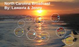 North Carolina Broadcast