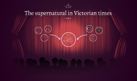 The supernatural in victo