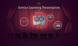 Service Learning Presentation