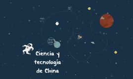 Copy of Ciencia y tecnología