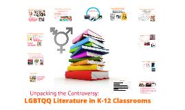 LGBTQQ Literature