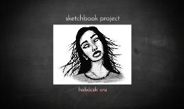 sketchbook project habóczki orsi