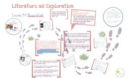 Copy of Book Review: Louise M. Rosenblatt- Literature as Exploration