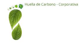 Huella de Carbono Corporativa