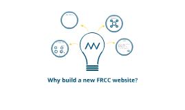 Copy of FRCC Website Proposal
