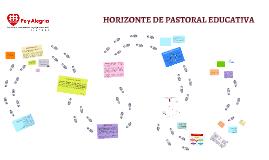 HORIZONTE PASTORAL FE Y ALEGRIA ECUADOR