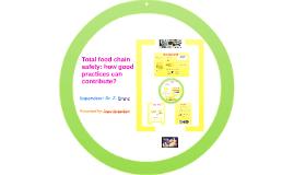 Total food chain