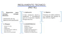 REGLAMENTO TECNICO