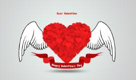 Copia de Valentine's Day Prezi Template