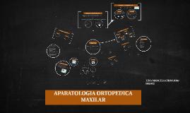 APARATOLOGIA ORTOPEDICA MAXILAR