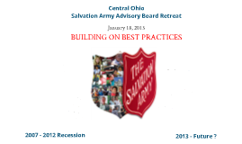 Ad Bd Retreat - 1/18/2013