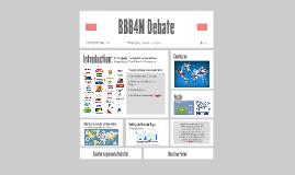 BBB4M Debate