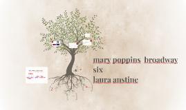 mary poppins  broadway six