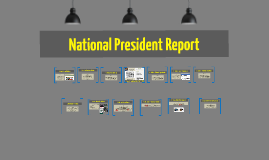 National President Report