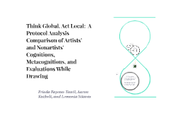 Think Global, Act Local:  A Protocol Analysis Comparison of