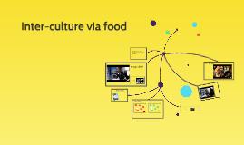 Inter-culture--food