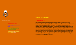 Copy of The novel I, Robot