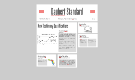 Daubert Standard