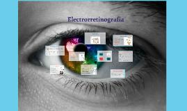 Electrorretinografía
