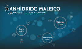 ANHÍDRIDO MALEICO