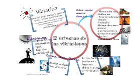 El universo de las vibraciones