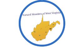 Natural Wonders of West Virginia