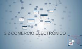 3.2 COMERCIO ELECTRONICO