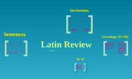 Latin Review