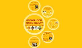 GROWN LOCAL: MARKETING STRATEGY