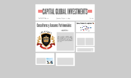 CAPITAL GLOBAL INVESTMENTS