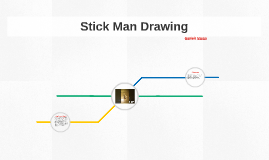Stick Man Drawing
