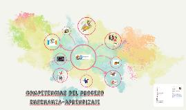 Copy of competencias del proceso ENSENANZA-aprendizaje